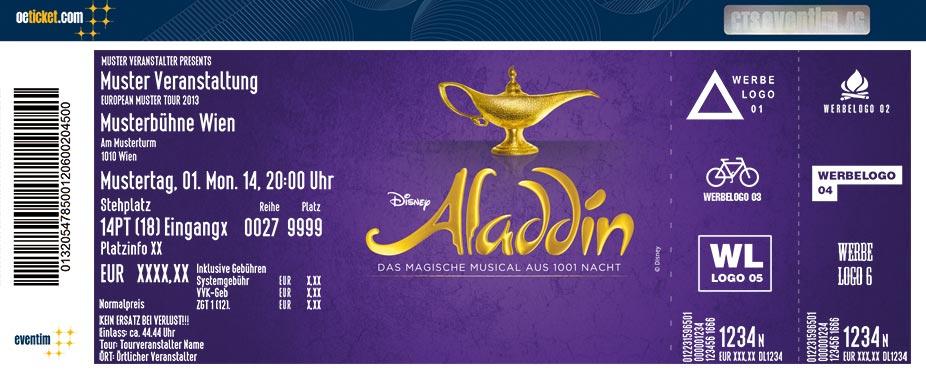 Aladdin Eventim