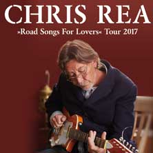 Chris Rea - Road Songs For Lovers Tour 2017