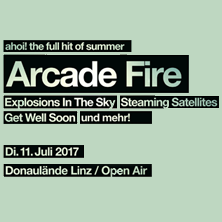Ahoi! The Full Hit of Summer 2017: Arcade Fire