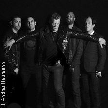 Queens of the Stone Age - Villians World Tour 2017
