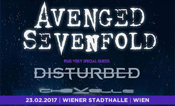 Avenged Sevenfold / Disturbed